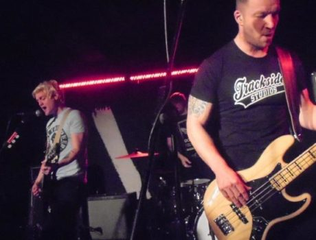 Live Review – The Virginmarys @ Actress & Bishop