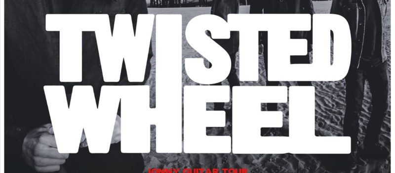 """""""One Of Manchesters Finest Bands…"""" Twisted Wheel head to The Actress & Bishop 27th October"""