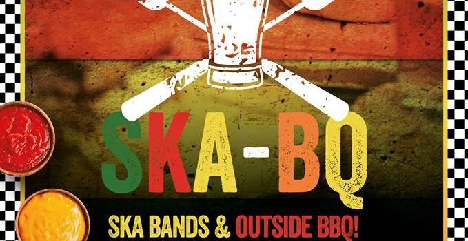 THIS SUMMER: SKA-BQ AT THE ACTRESS