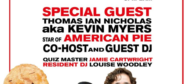'KEVIN' FROM AMERICAN PIE HEADS TO THE ACTRESS…